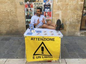 libri simone mele comico Lecce
