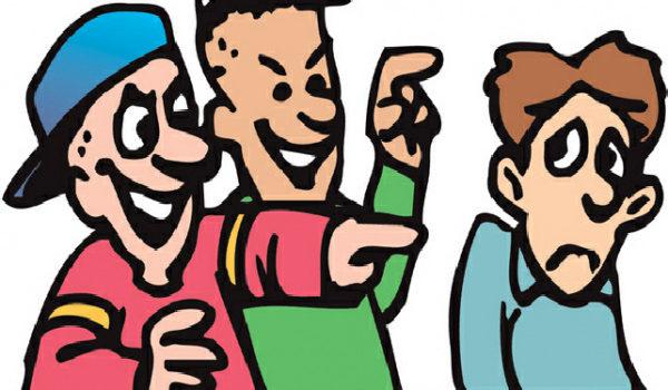 I consigli di un comico contro il bullismo